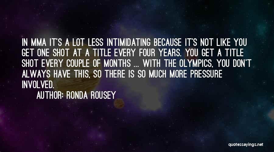 Ronda Rousey Quotes 1591567