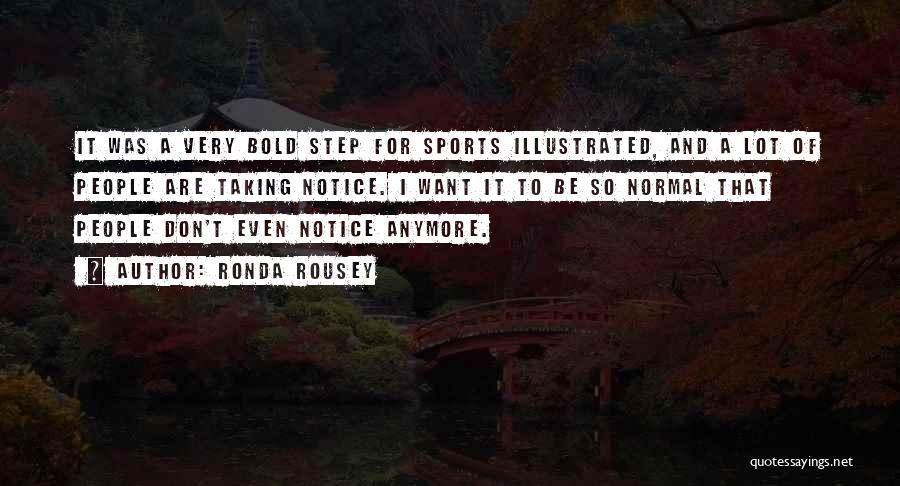 Ronda Rousey Quotes 1605521