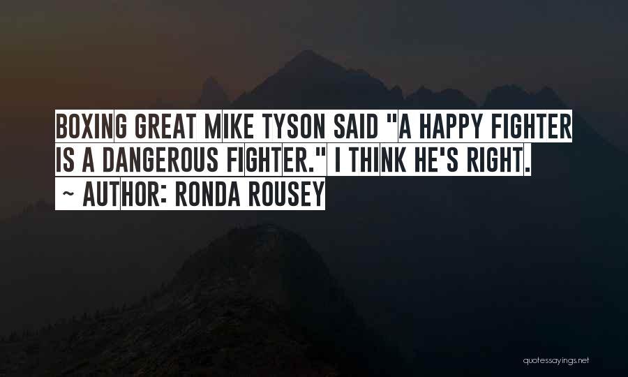 Ronda Rousey Quotes 1655179