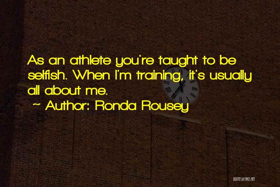 Ronda Rousey Quotes 1730758