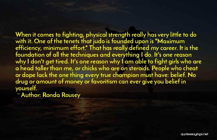 Ronda Rousey Quotes 1847086