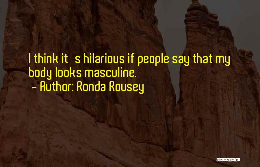 Ronda Rousey Quotes 1915466