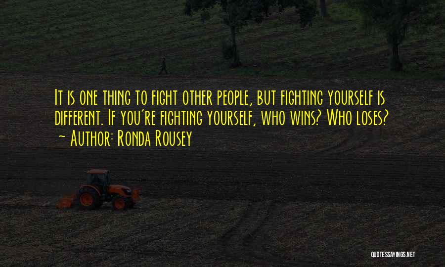 Ronda Rousey Quotes 1954504