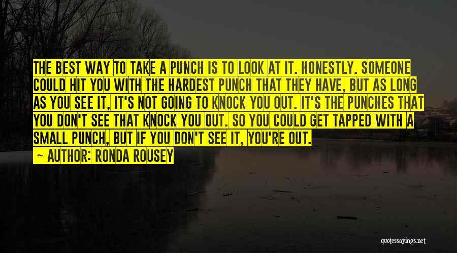 Ronda Rousey Quotes 1989382