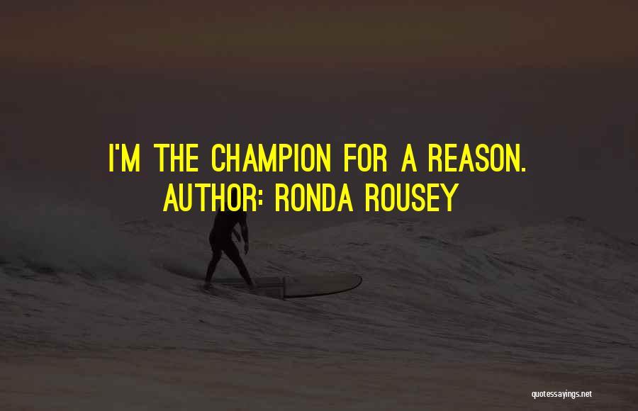 Ronda Rousey Quotes 2018836