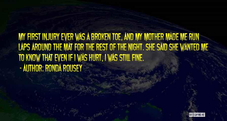 Ronda Rousey Quotes 2031016