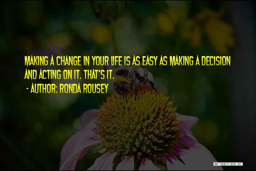 Ronda Rousey Quotes 2065806
