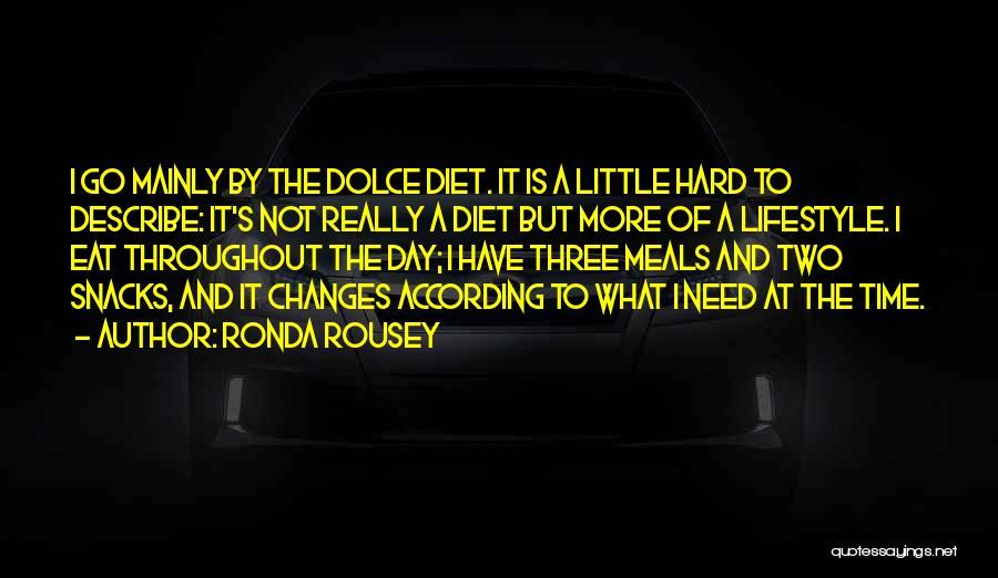 Ronda Rousey Quotes 2131946