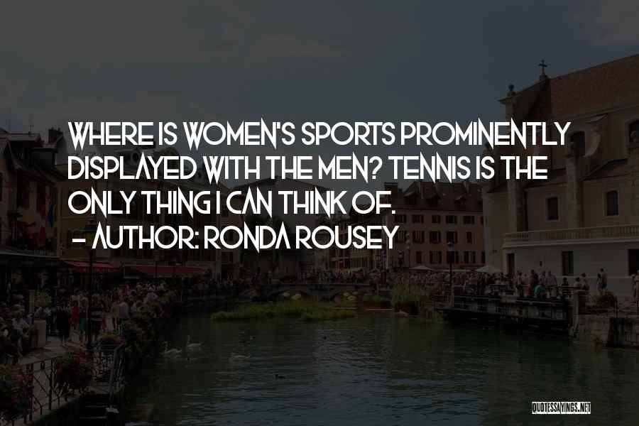 Ronda Rousey Quotes 2174745