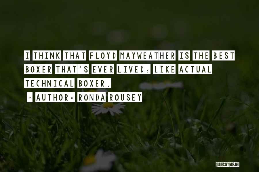 Ronda Rousey Quotes 2185951