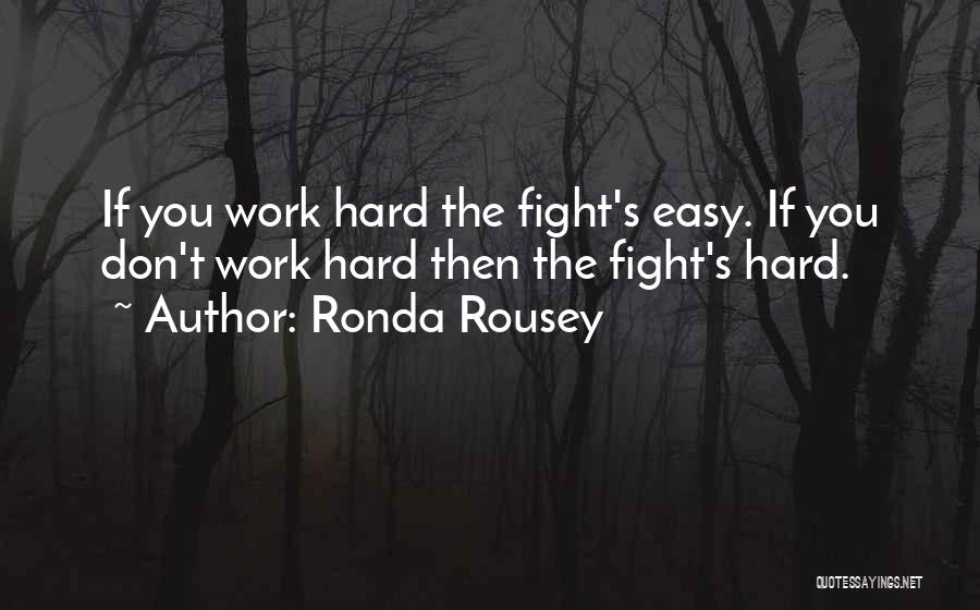 Ronda Rousey Quotes 285389
