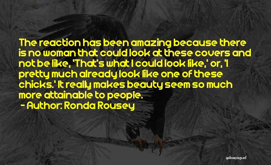 Ronda Rousey Quotes 369492
