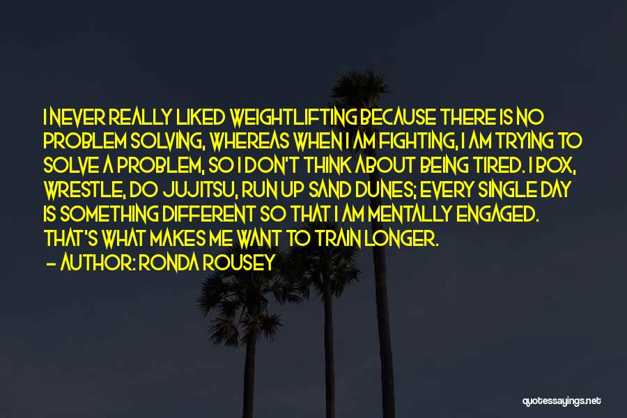 Ronda Rousey Quotes 401650
