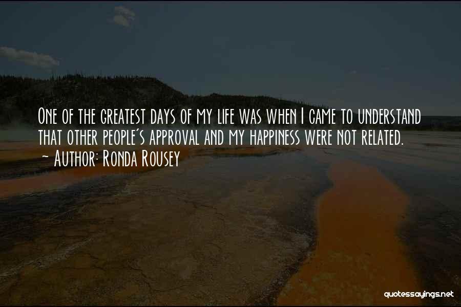 Ronda Rousey Quotes 751295