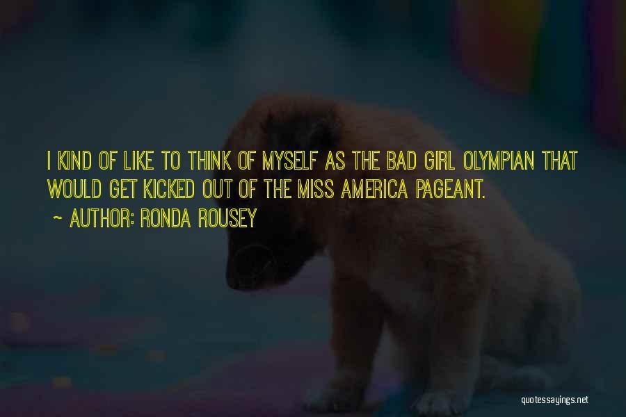 Ronda Rousey Quotes 861320