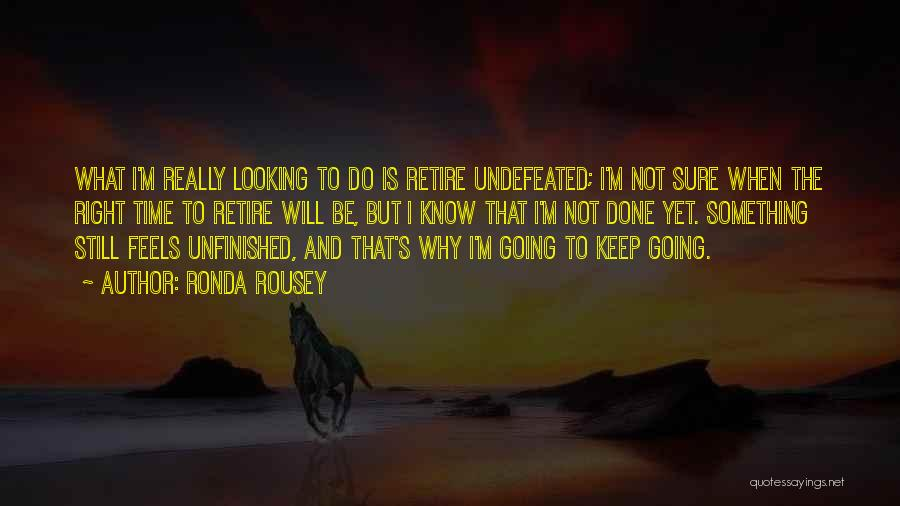 Ronda Rousey Quotes 871460