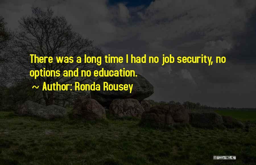 Ronda Rousey Quotes 932274
