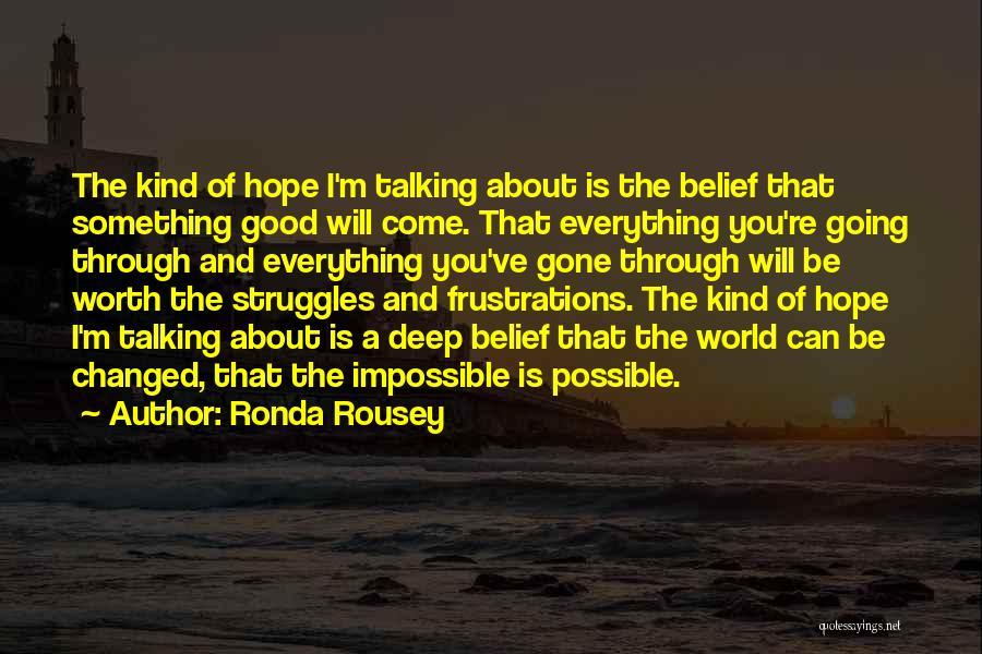 Ronda Rousey Quotes 969248