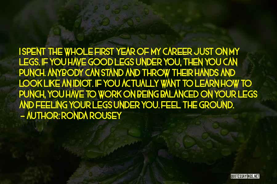 Ronda Rousey Quotes 970724