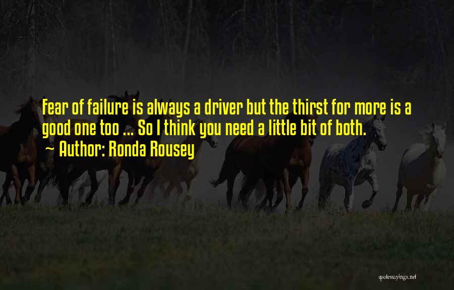 Ronda Rousey Quotes 996672