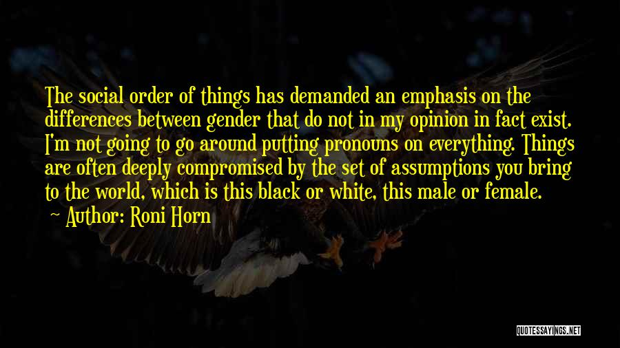 Roni Horn Quotes 230211