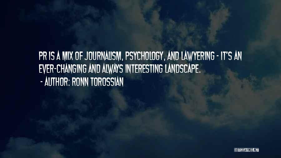 Ronn Torossian Quotes 427621