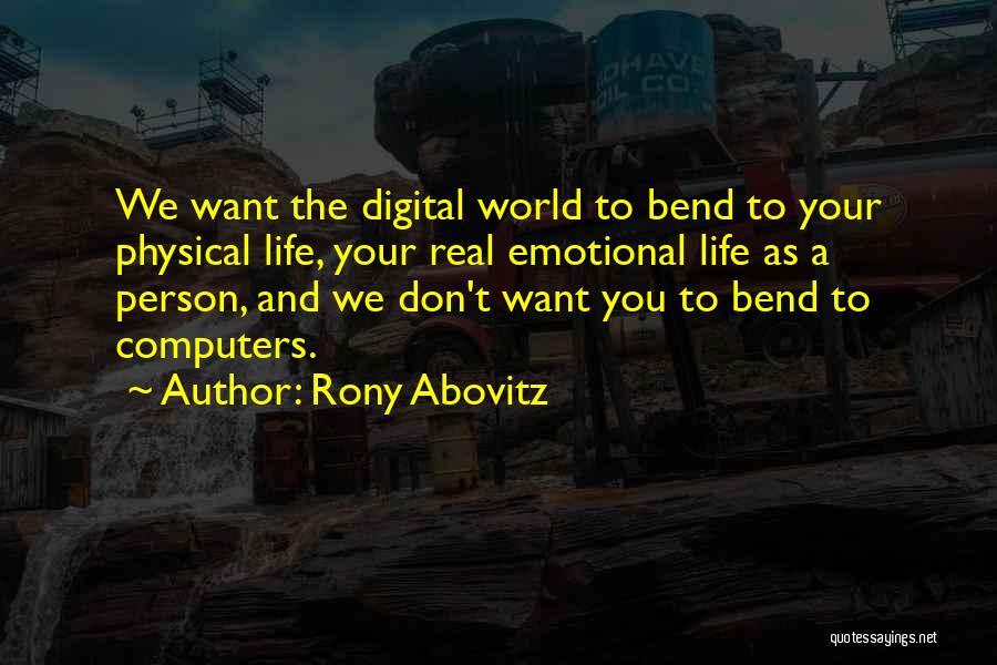 Rony Abovitz Quotes 2030531