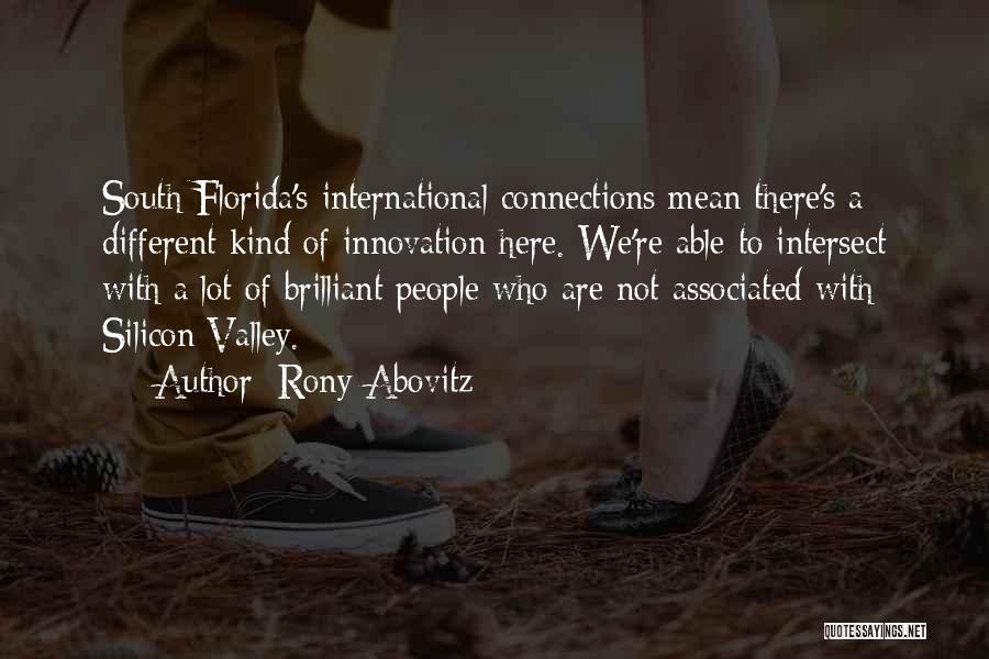 Rony Abovitz Quotes 345492
