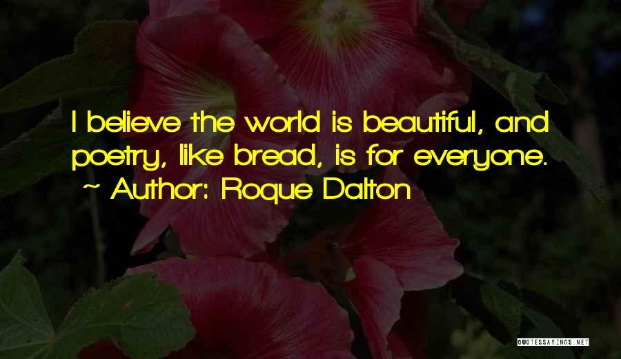 Roque Dalton Quotes 980079