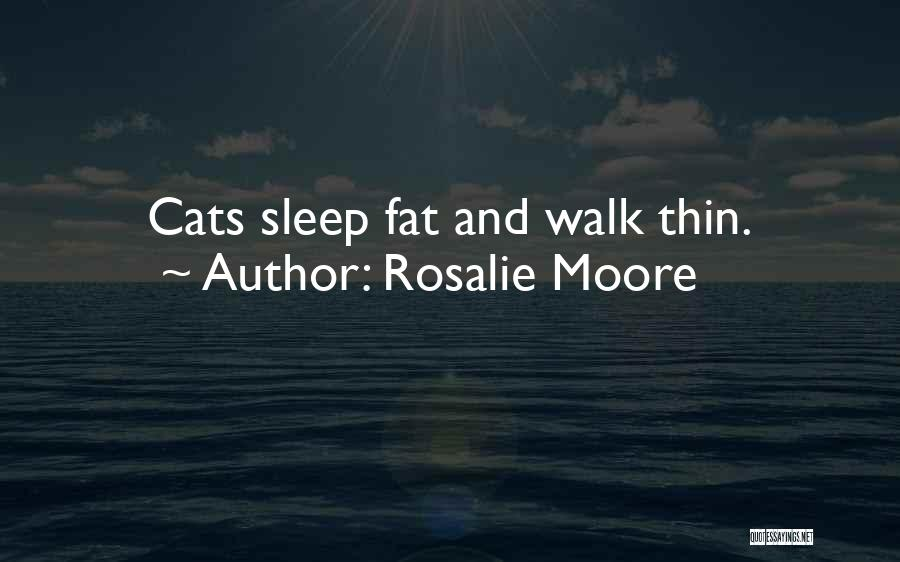 Rosalie Moore Quotes 539363
