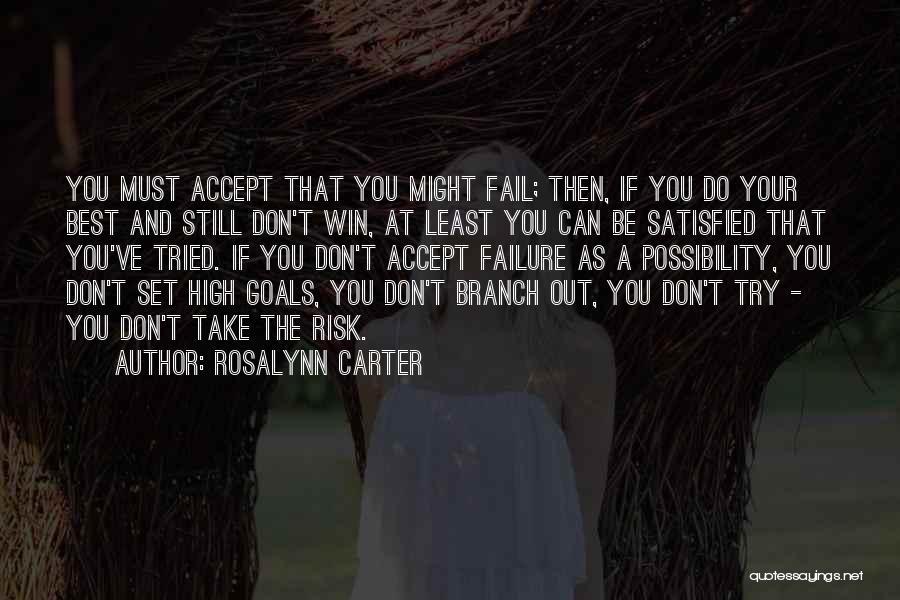 Rosalynn Carter Quotes 1181747