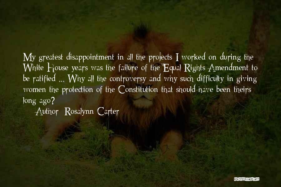 Rosalynn Carter Quotes 1661005