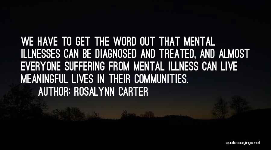Rosalynn Carter Quotes 2245125