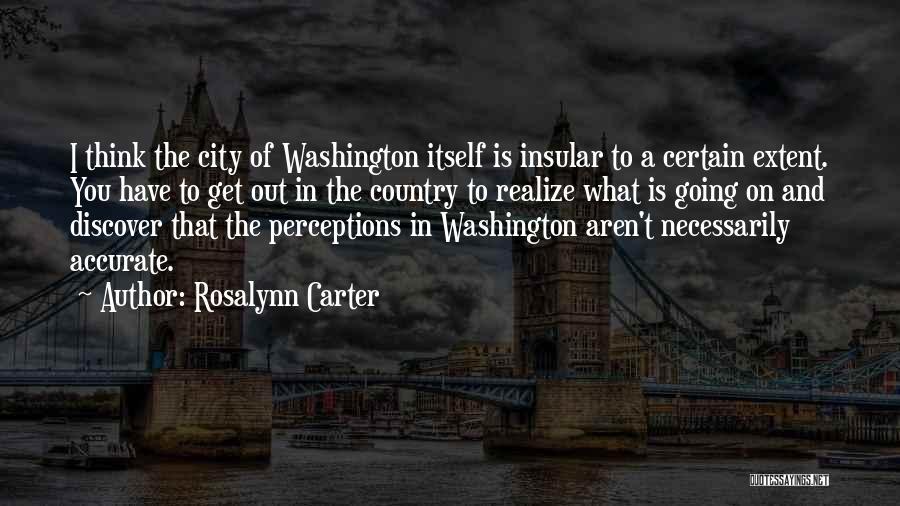 Rosalynn Carter Quotes 510273