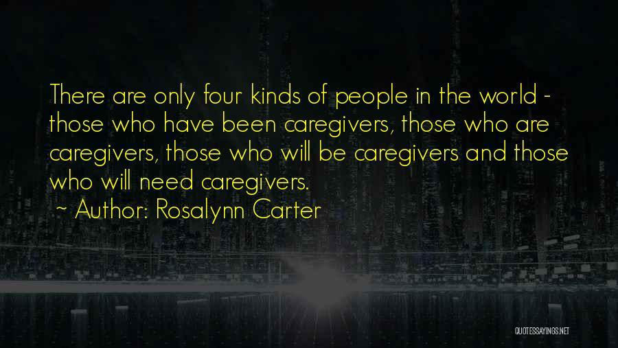 Rosalynn Carter Quotes 539992