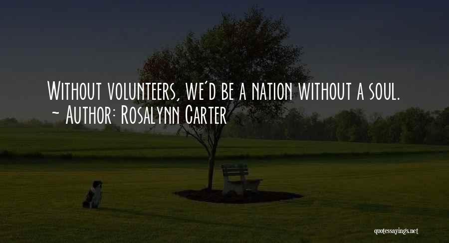 Rosalynn Carter Quotes 576831