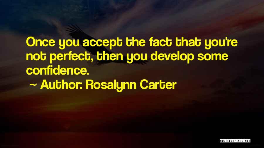 Rosalynn Carter Quotes 903884
