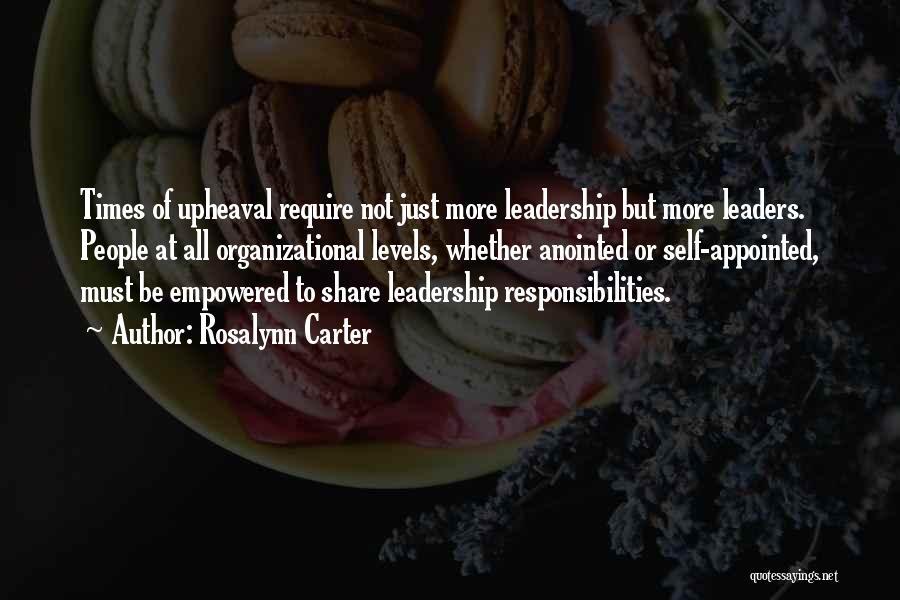 Rosalynn Carter Quotes 965791