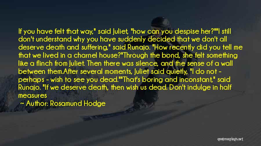 Rosamund Hodge Quotes 1069461