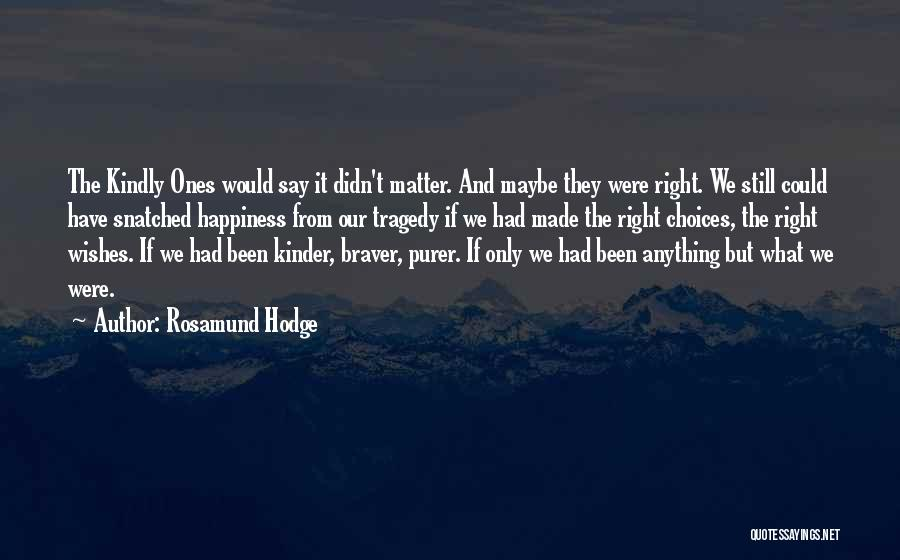 Rosamund Hodge Quotes 1518356