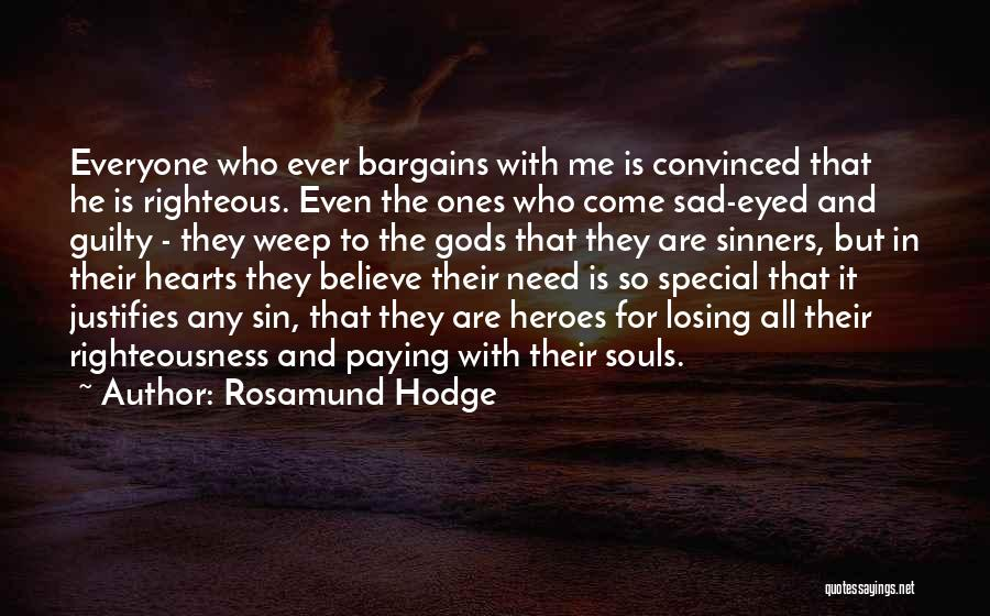 Rosamund Hodge Quotes 1548264