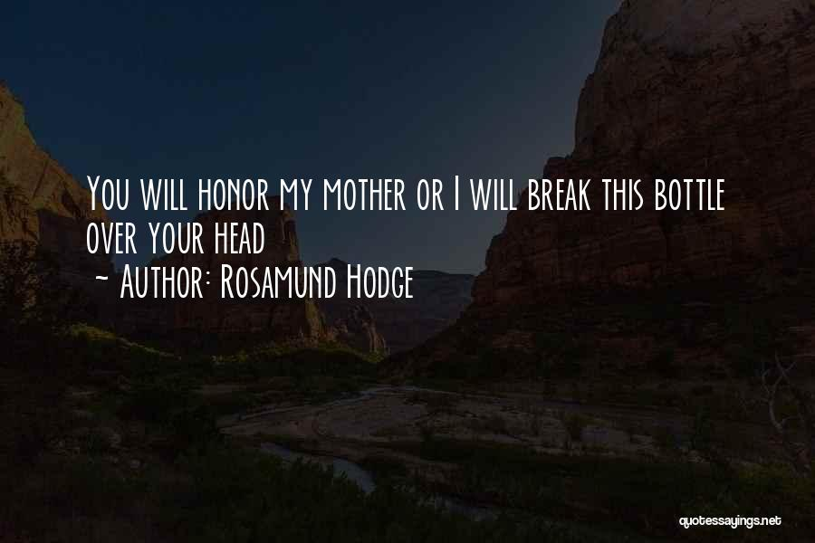 Rosamund Hodge Quotes 1669022