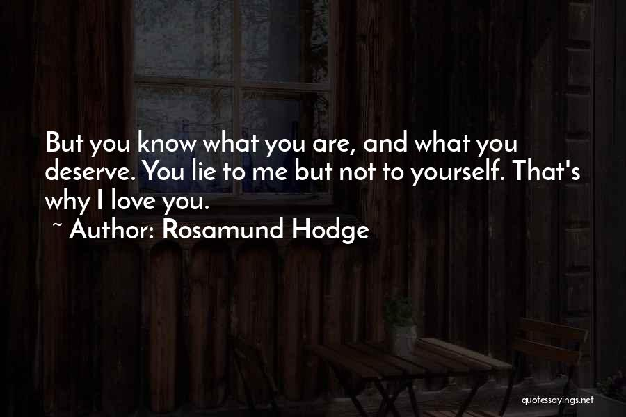 Rosamund Hodge Quotes 1671228