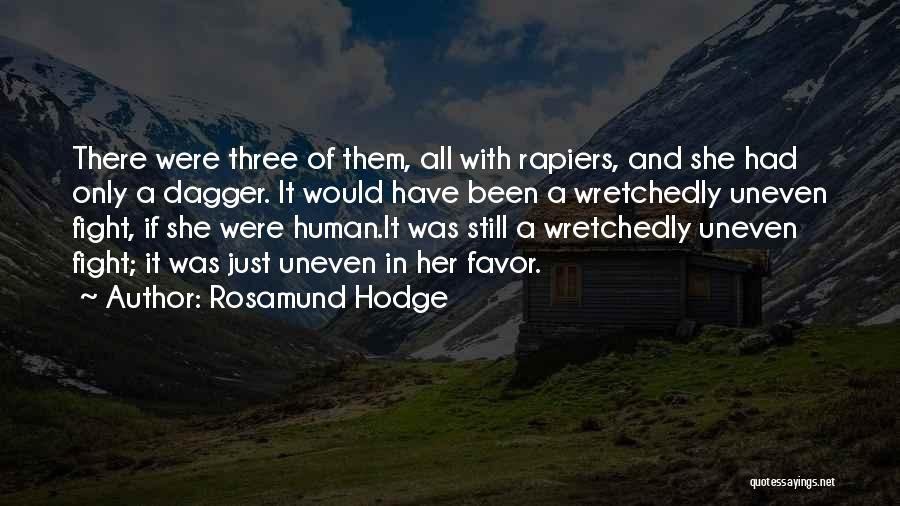 Rosamund Hodge Quotes 1783326