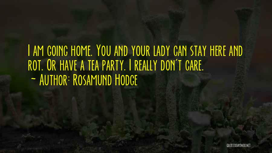 Rosamund Hodge Quotes 1801749