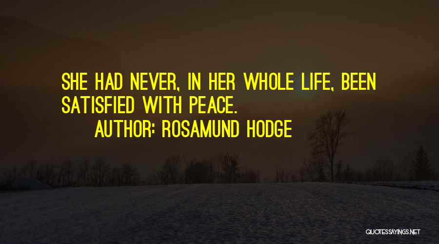 Rosamund Hodge Quotes 1878407
