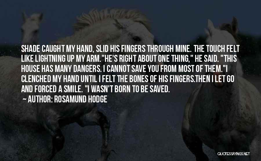 Rosamund Hodge Quotes 1898130