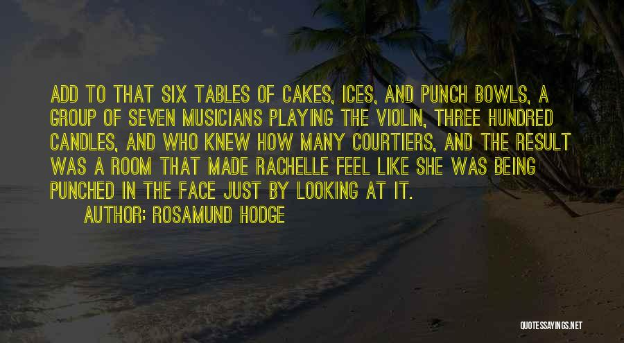 Rosamund Hodge Quotes 1997309