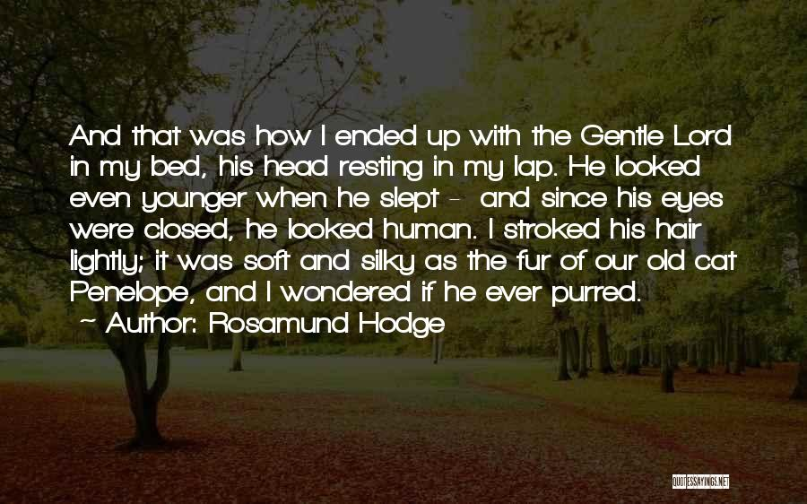 Rosamund Hodge Quotes 200766