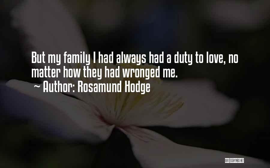 Rosamund Hodge Quotes 241346